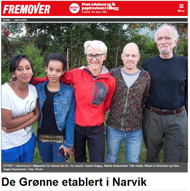 DeGrønne Narvik